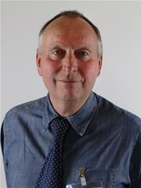 Profile image for Councillor Dave Rollason