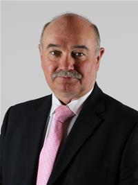 Profile image for Councillor Colin Parker